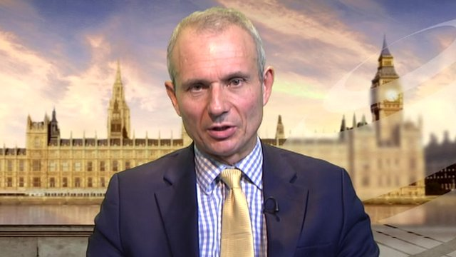 Europe Minister David Lidington