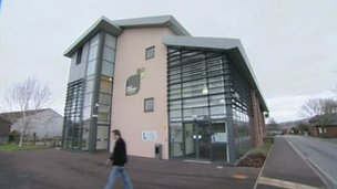 West Somerset Council&#039;s HQ