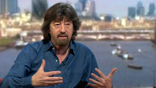 Sir Trevor Nunn on The Andrew Marr Show