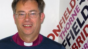 Bishop of Sheffield, Doctor Steven Croft