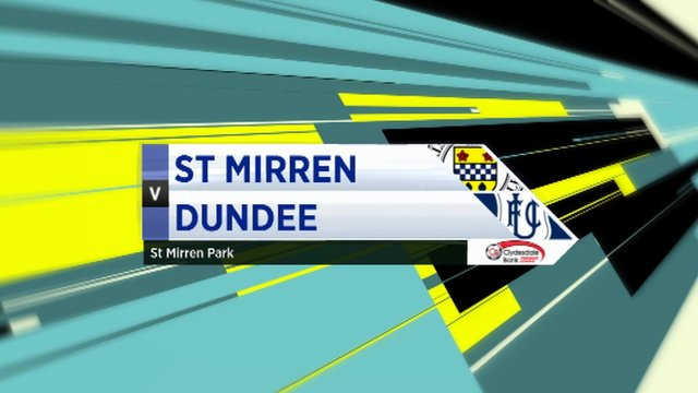Highlights - St Mirren 3-1 Dundee