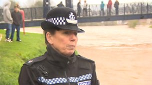 Supt Sarah Sharpe, of Devon and Cornwall Police, 