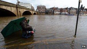 Angler in York