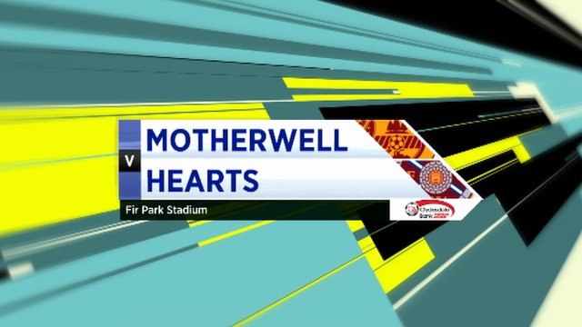 Highlights - Motherwell 0-0 Hearts