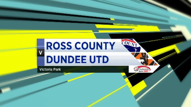 Highlights - Ross County 1-2 Dundee Utd