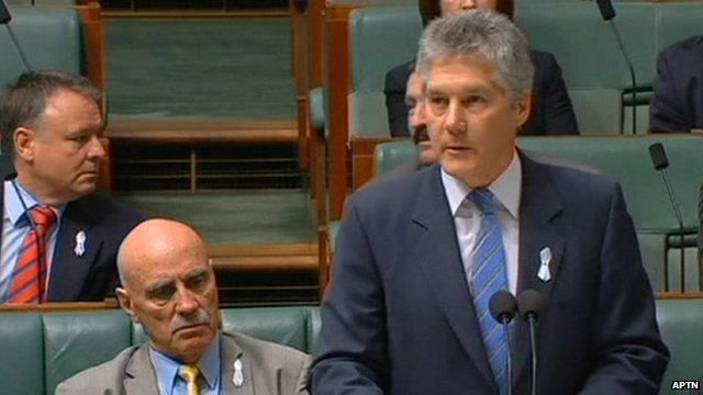 Stephen Smith, Australia Defence Minister