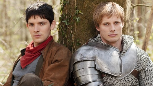 Merlin and King Arthur