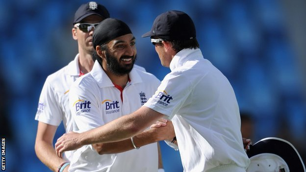 Monty Panesar &amp; Graeme Swann