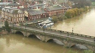 Welsh Bridge, Shrewsbury