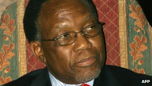Kgalema Motlanthe (September 2008)