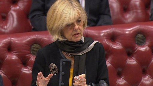 Labour's Baroness Hayter of Kentish Town