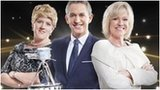 Clare Balding, Gary Lineker, Sue Barker