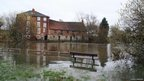 Harnham Mill in Salisbury. Pic: Dierck Sneddon