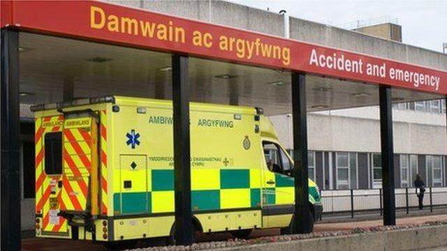 Glan Clwyd hospital, Bodelwyddan