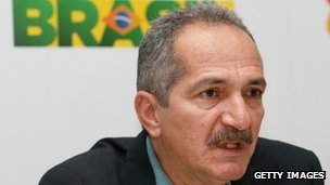 Aldo Rebelo, Brazilian Sport Minister 