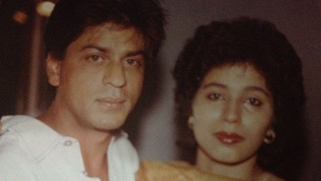 SRK and his cousin