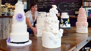 wedding cakes