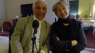 Olivia O'Leary and Ashkenazy (needs trimming).