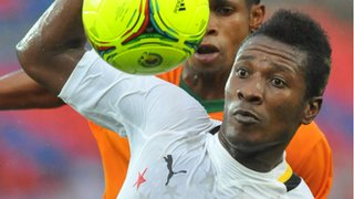Asamoah Gyan