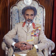 Haile Selassie