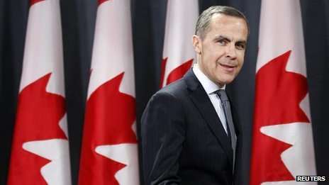 Mark Carney