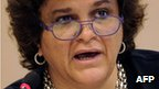 Environment minister Izabella Teixeira