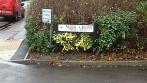 Imber Cross, Thames Ditton