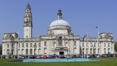 Cardiff City Hall
