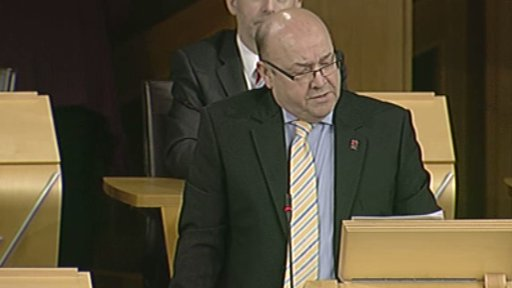 SNP MSP James Dornan