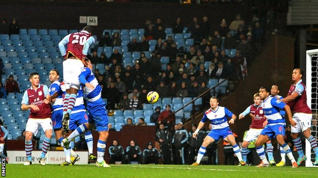 Aston Villa vs Reading