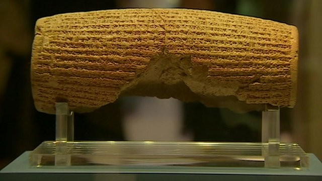 Cyrus Cylinder
