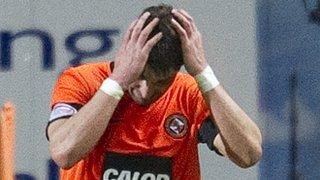 Dundee Untied midfielder Rudi Skacel