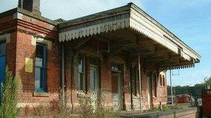 Raglan station