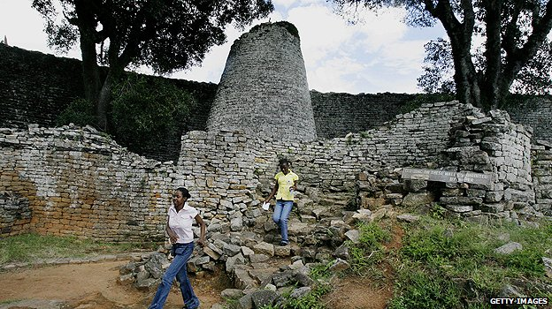 Zimbabwe Ruins