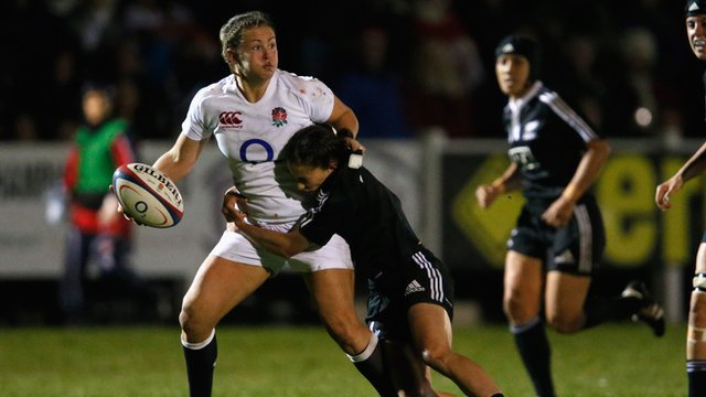 Marlie Packer, England Women's rugby team