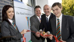 Opening of Rural Enterprise Academy