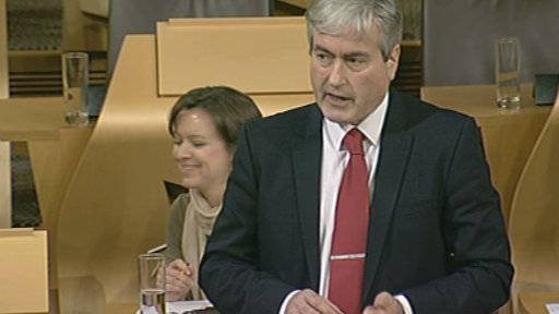 Labour MSP Iain Gray