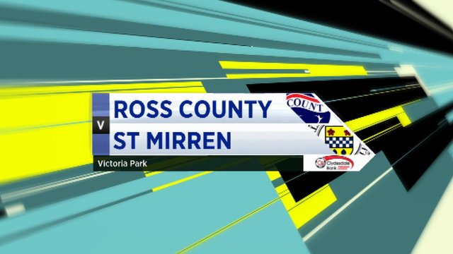 Highlights - Ross County 0-0 St Mirren