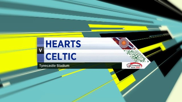 Highlights - Hearts 0-4 Celtic