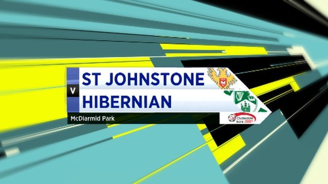 Highlights - St Johnstone 0-1 Hibernian