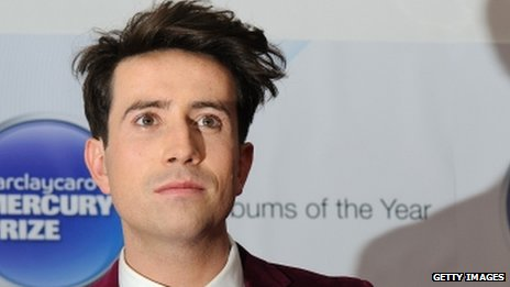Nick Grimshaw