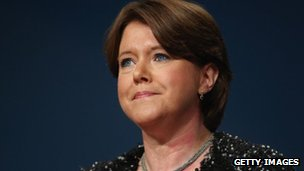 Culture Secretary Maria Miller
