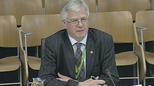 SNP MEP Ian Hudghton