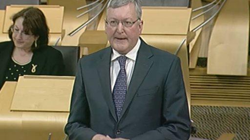 Enterprise Minister Fergus Ewing