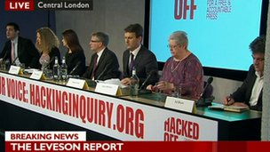 Panel of hacked off campaign