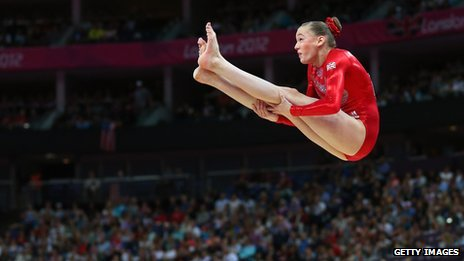 Rebecca Tunney in action at the Olympic Games in August