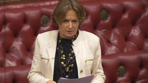 Conservative peer Baroness Jenkin of Kennington