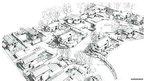 Part of design of Elm Grove by Graham Brooks