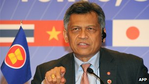 File photo: Surin Pitsuwan