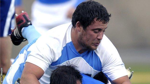 Eusebio Guinazu